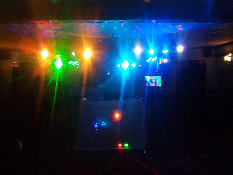 Disco setup